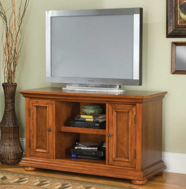 Homestead TV Stand - Home Styles