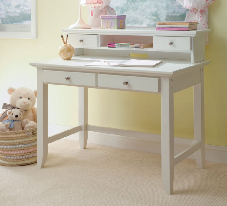 Naples Student Desk and Hutch - Home Styles