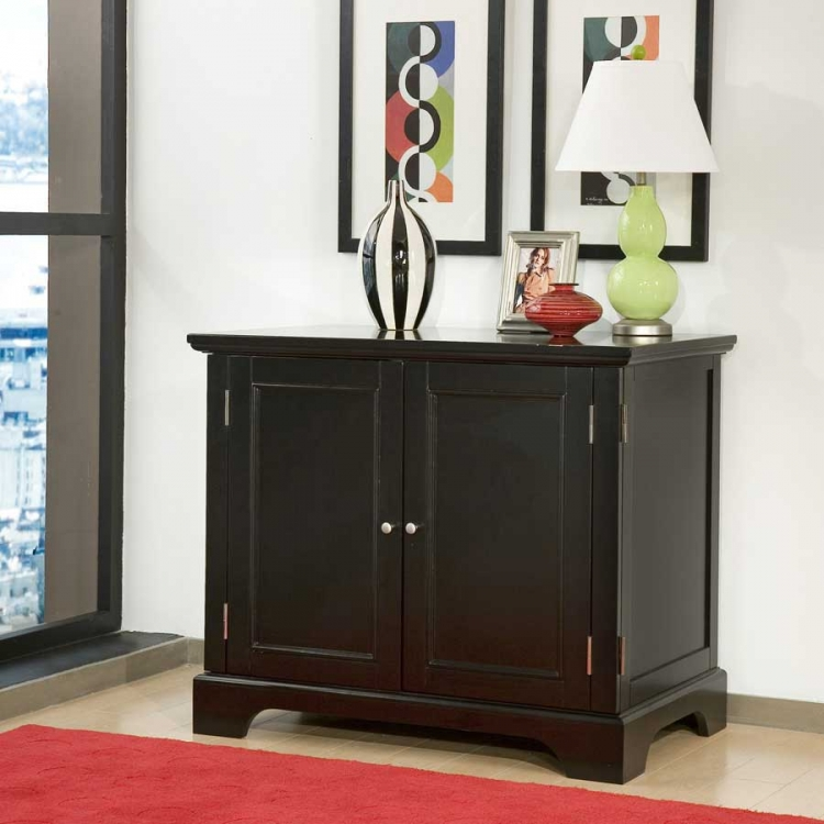 Bedford Compact Office Cabinet - Home Styles