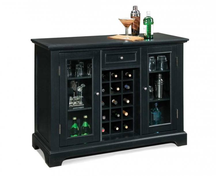 Bedford Bar Cabinet - Home Styles