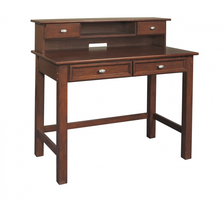 Hanover Student Desk and Hutch Combo - Home Styles