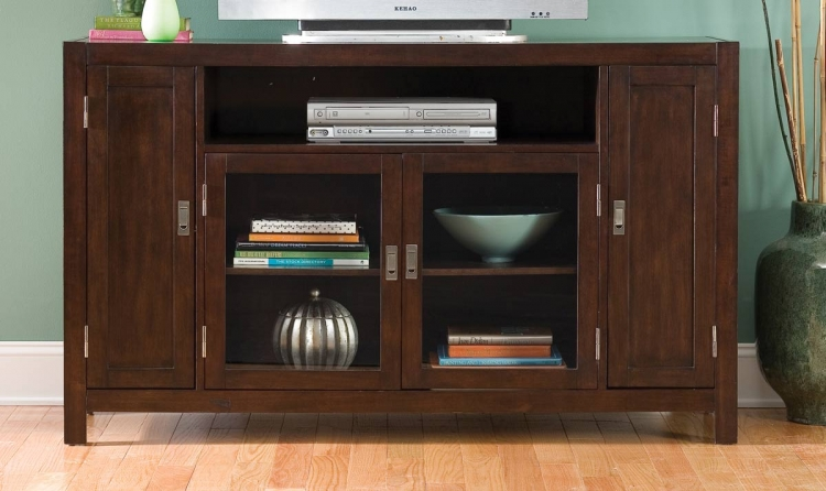 City Chic Entertainment Credenza - Home Styles
