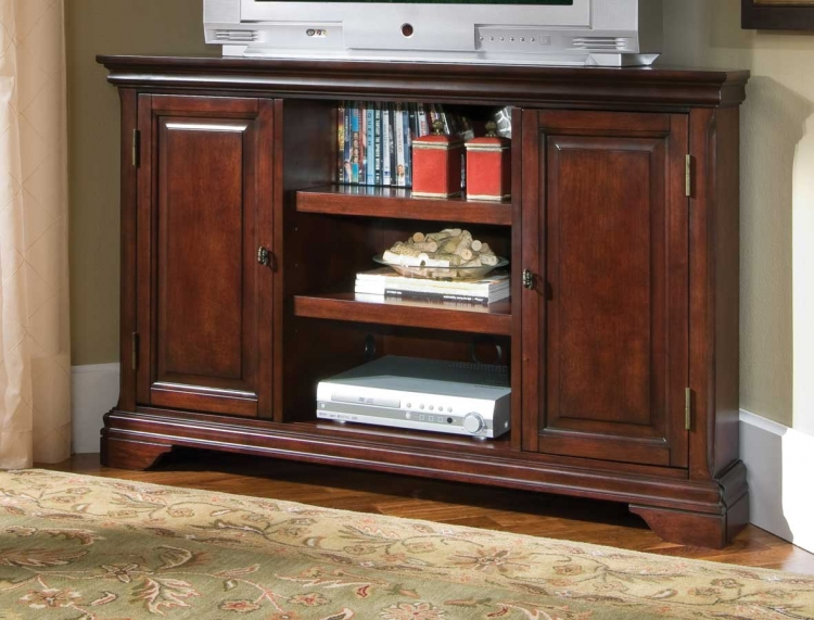 Lafayette Corner Entertainment TV Stand - Home Styles