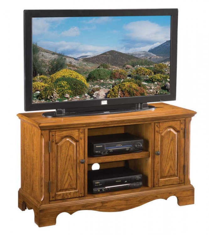 Country Casual 44in TV Stand - Home Styles