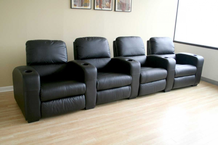 Showtime Theater Seat - 4 Seater - Wholesale Interiors