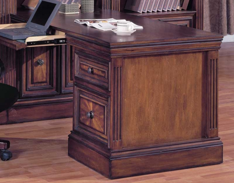 Parker House Huntington Library 2 Pc Desk