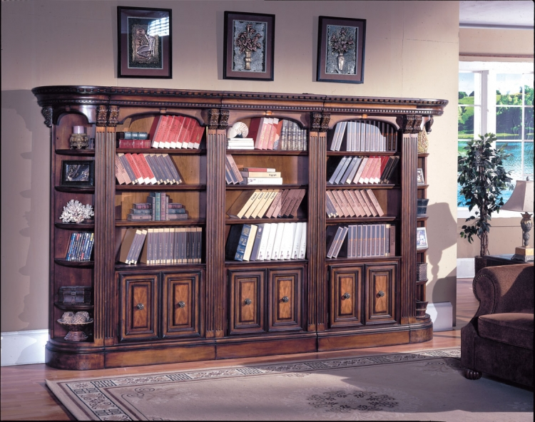 Huntington Library Bookcases II-Parker House