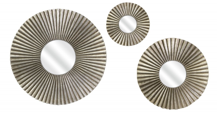 Piper Round Mirrors - Set of 3 - IMAX