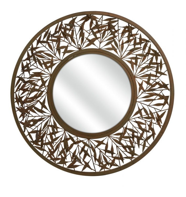 Mazatol Iron Wall Mirror - IMAX
