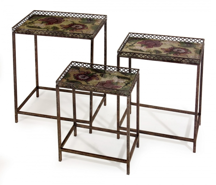 Maniera Nesting Tables - Set of 3