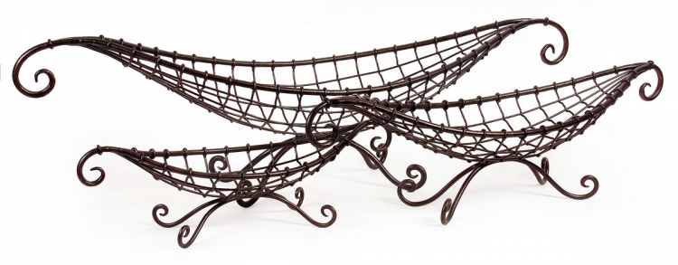 Wire Baskets - Set of 3 - IMAX