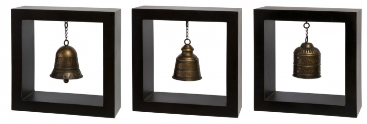 Framed Bells - Set of 3 - IMAX