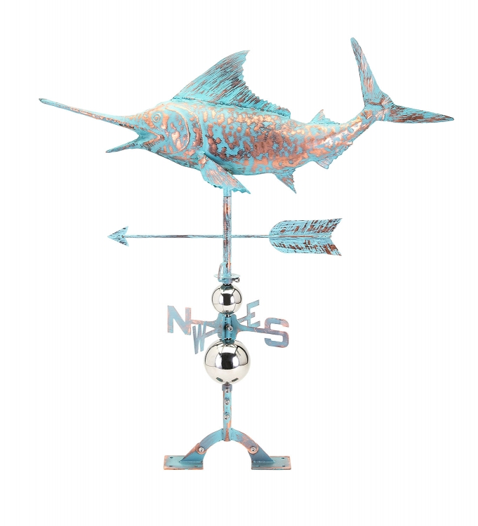 Stuart Sword Fish Weathervane