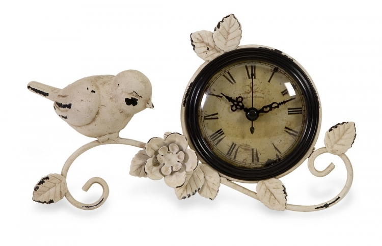Bird Tabletop Clock - IMAX