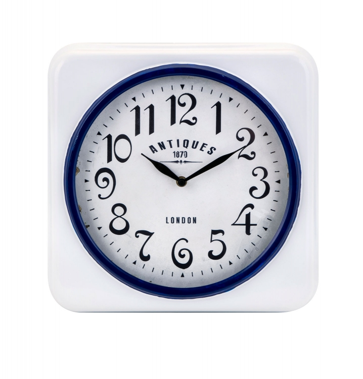 Greensboro Wall Clock