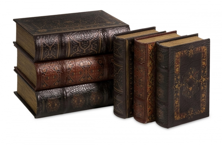 Cassiodorus Book Box Collection, Set of 6 - IMAX