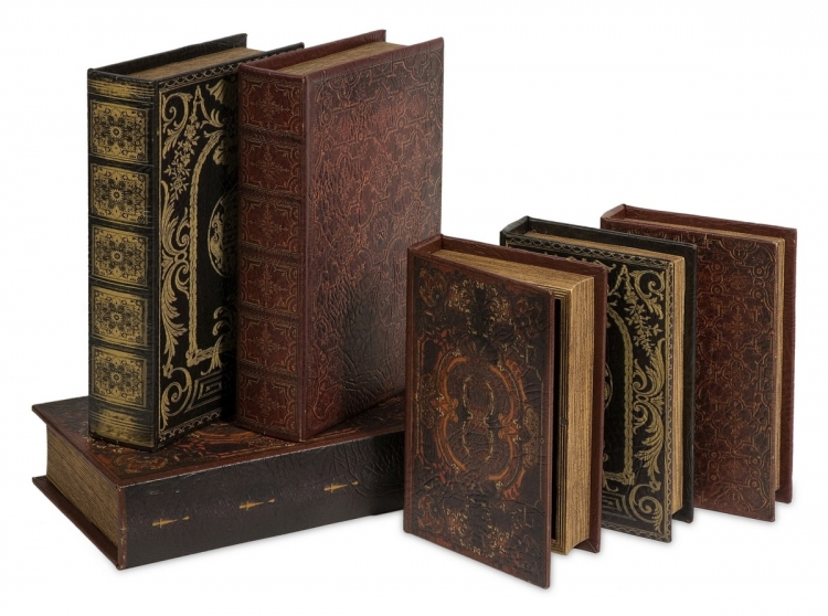 Monte Cassino Book Box Collection, Set of 6