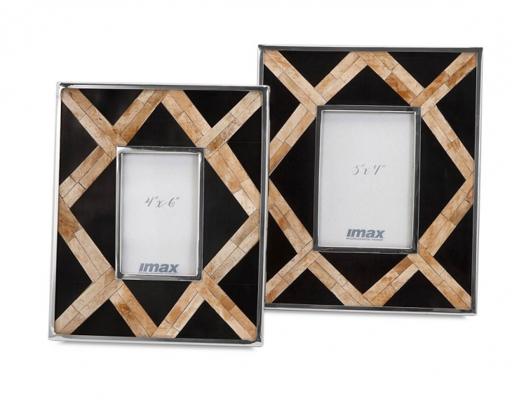 Haley Frames - Set of 2