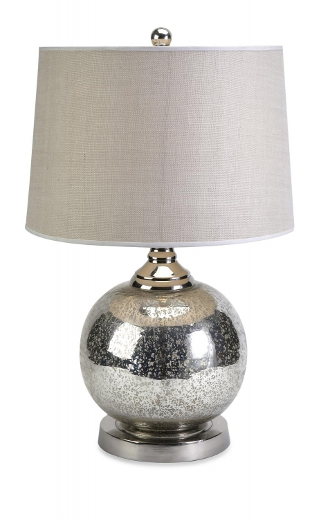 Miles Mercury Lamp with Nickel Base - IMAX