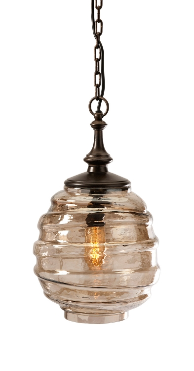 Percy Glass Pendant Light