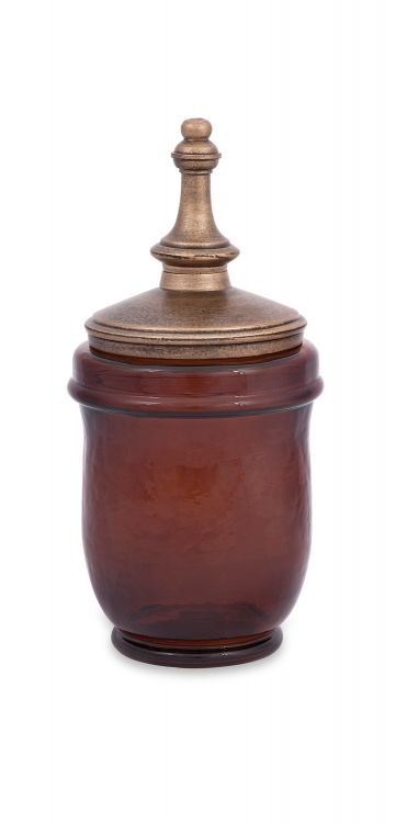 Medium Tristan Jar with Lid
