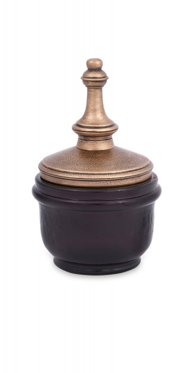 Small Tristan Jar with Lid