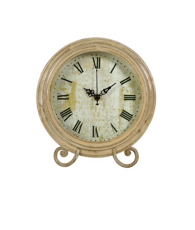 Small Avignon Wood Clock - IMAX