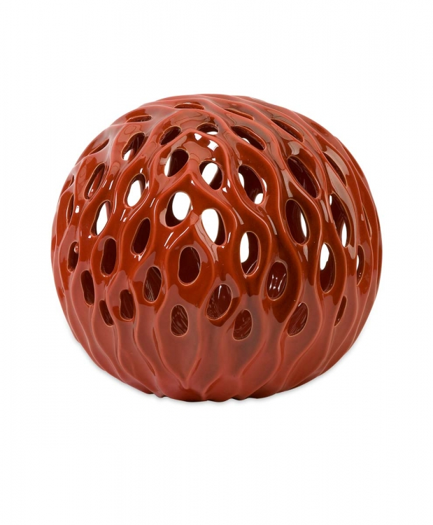 Large Cutwork Sphere