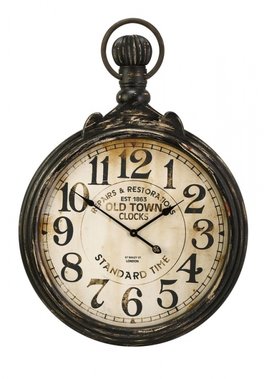Churchill Pocket Wall Clock - IMAX
