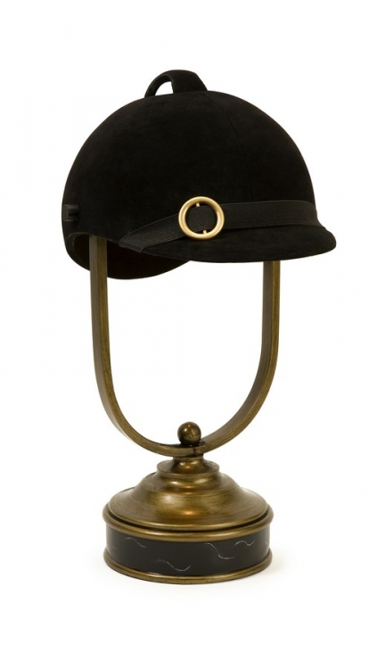 Ascot English Riding Helmet Table Lamp - IMAX
