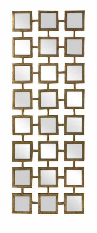 Kingsley Rectangle Wall Mirror - IMAX