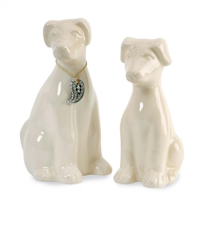 Fernand Dog Banks - Set of 2 - IMAX