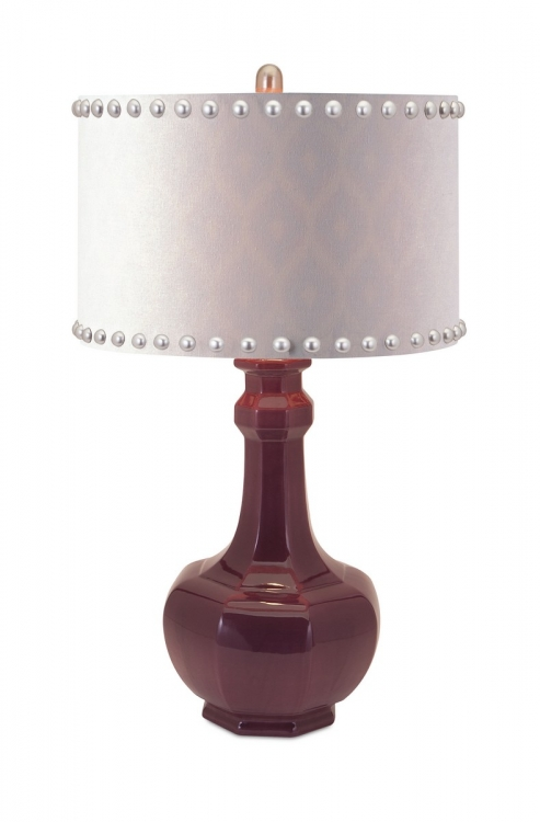Essentials Irresistible Ceramic Table Lamp