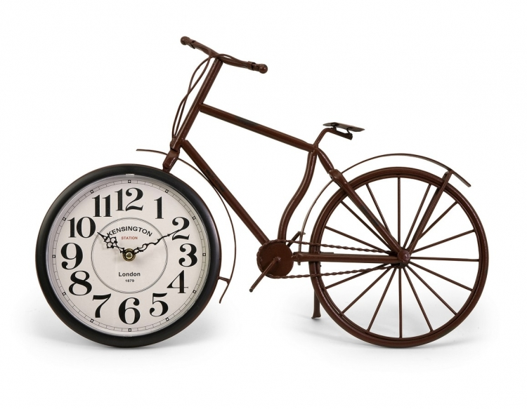 Higdon Bicycle Clock - IMAX