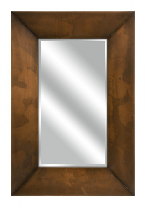 Spier Copper Plated Mirror - IMAX