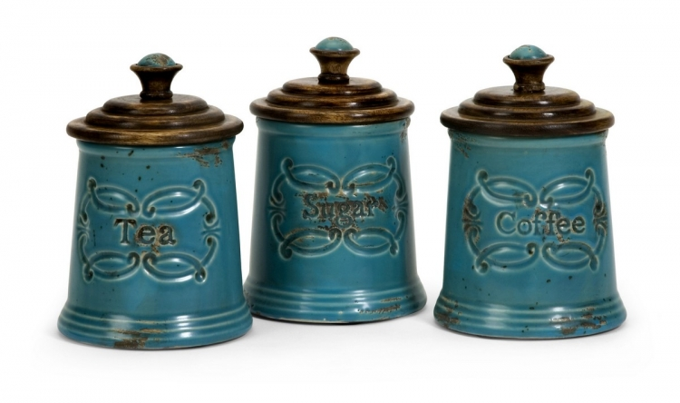 Provincial Canisters - Set of 3 - IMAX