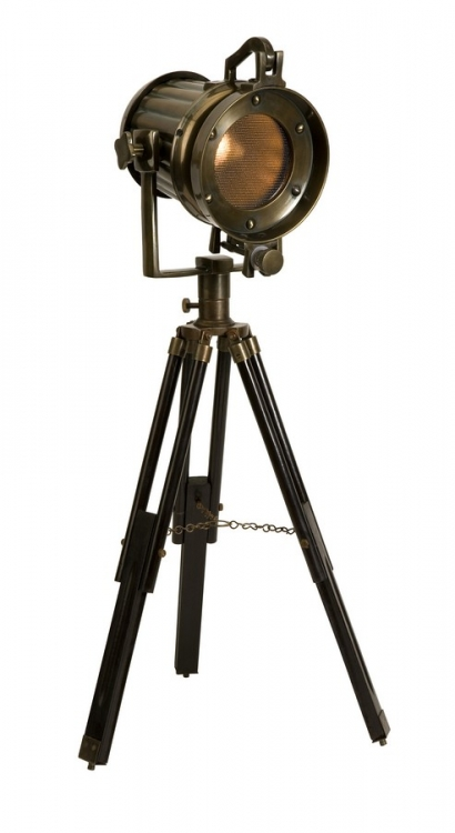 Lawson Tripod Tabletop Lamp - IMAX