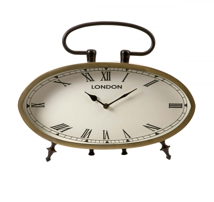 Benson Oversized Desk Clock - IMAX