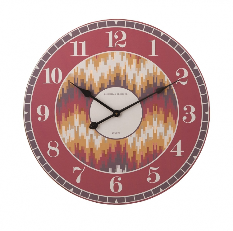 Essentials Energetic Wall Clock