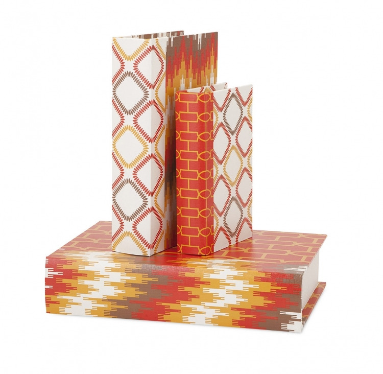 Essentials Energetic Book Boxes - Set of 3