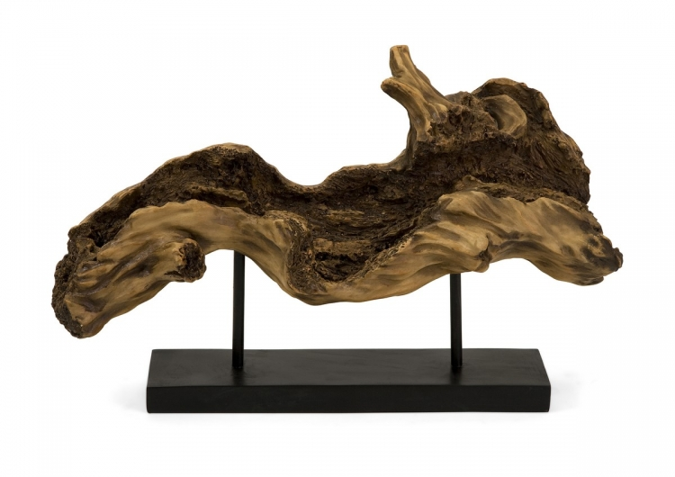 Berne Drift Wood Sculpture - IMAX