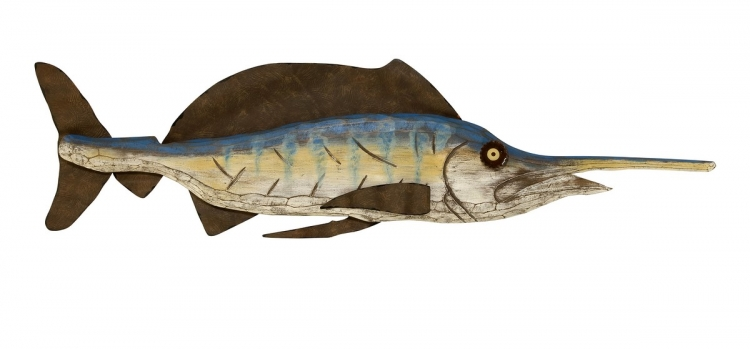 Nelson Wall Fish