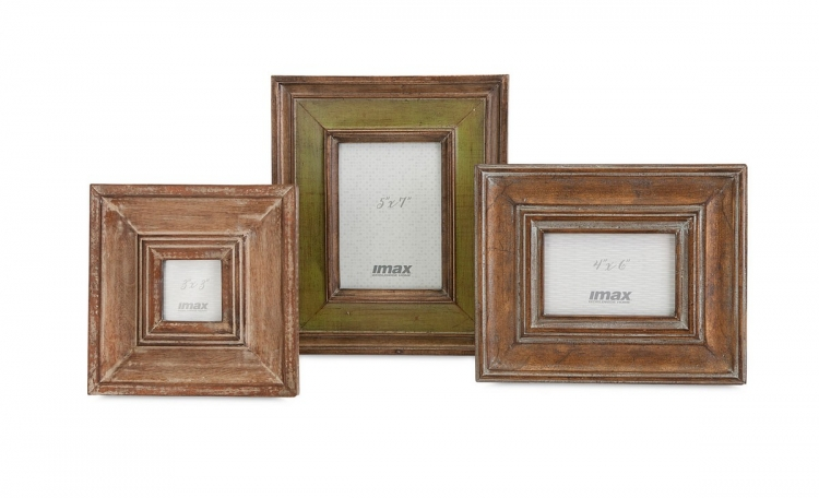 Ramesy Photo Frames - Set of 3