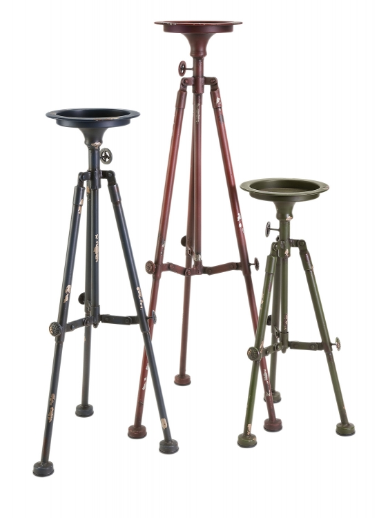 Sparks Tripod Candle Holder - Set of 3