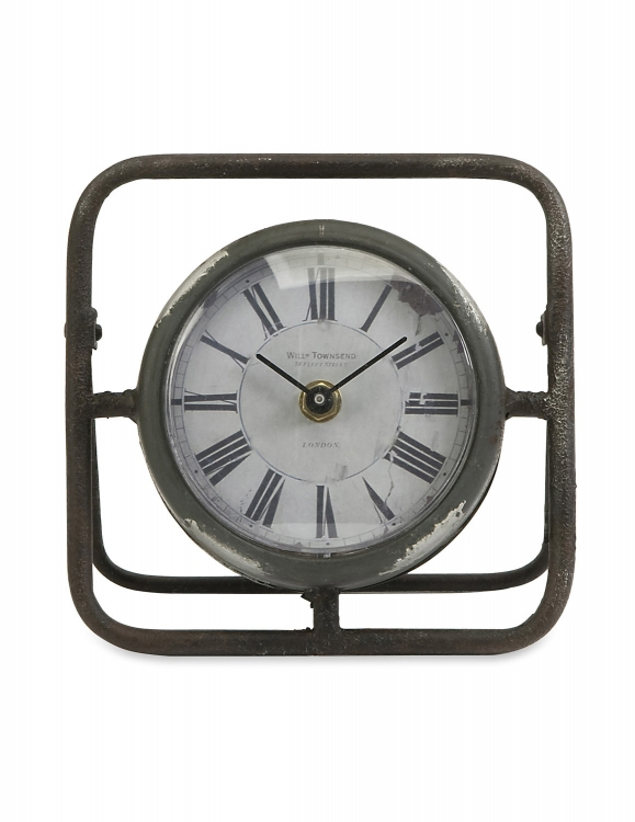 Baron Antique Clock - Small