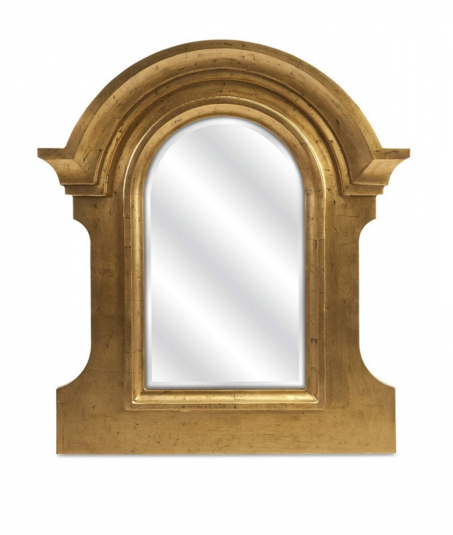 Narin Gold Wall Mirror