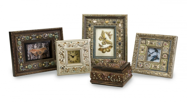 Clementine Decorative Collection - Set of 5 - IMAX