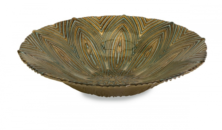 Harding Glass Bowl - IMAX