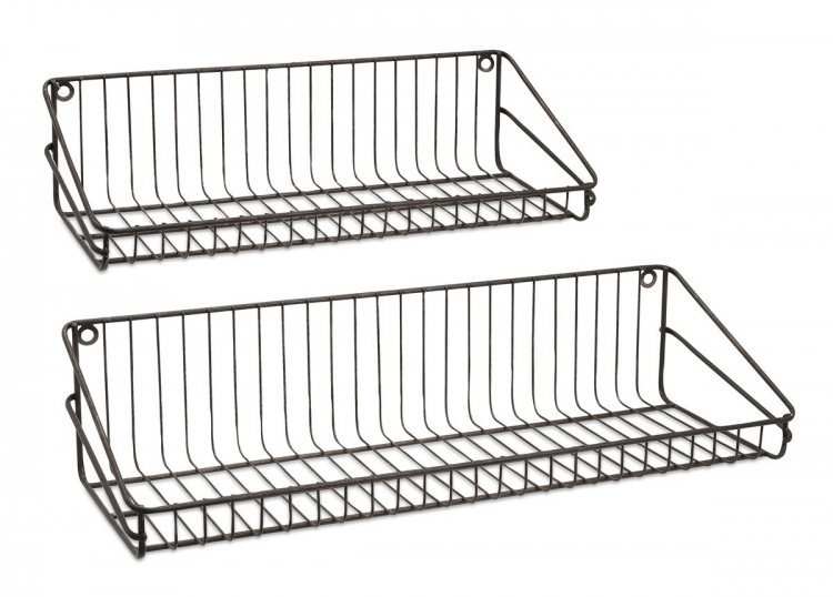 Ludovic Wall Shelf - Set Of 2
