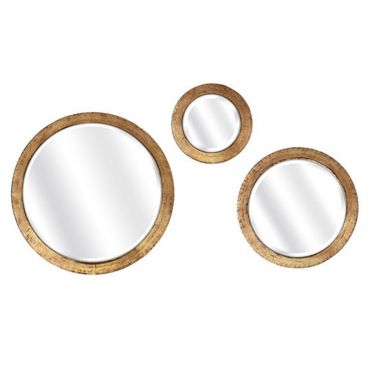 Sagira Wall Mirror - Set Of 3